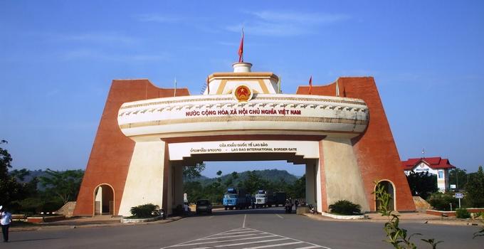 Lao Bao Border Gate
