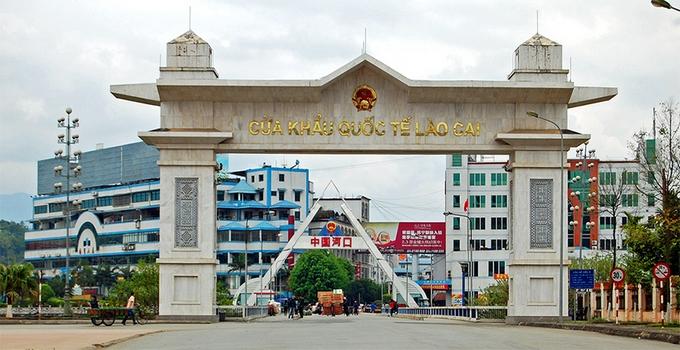 Lao Cai Border Gate