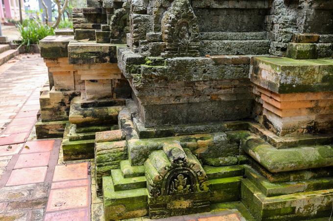 Binh Thanh Tower foot